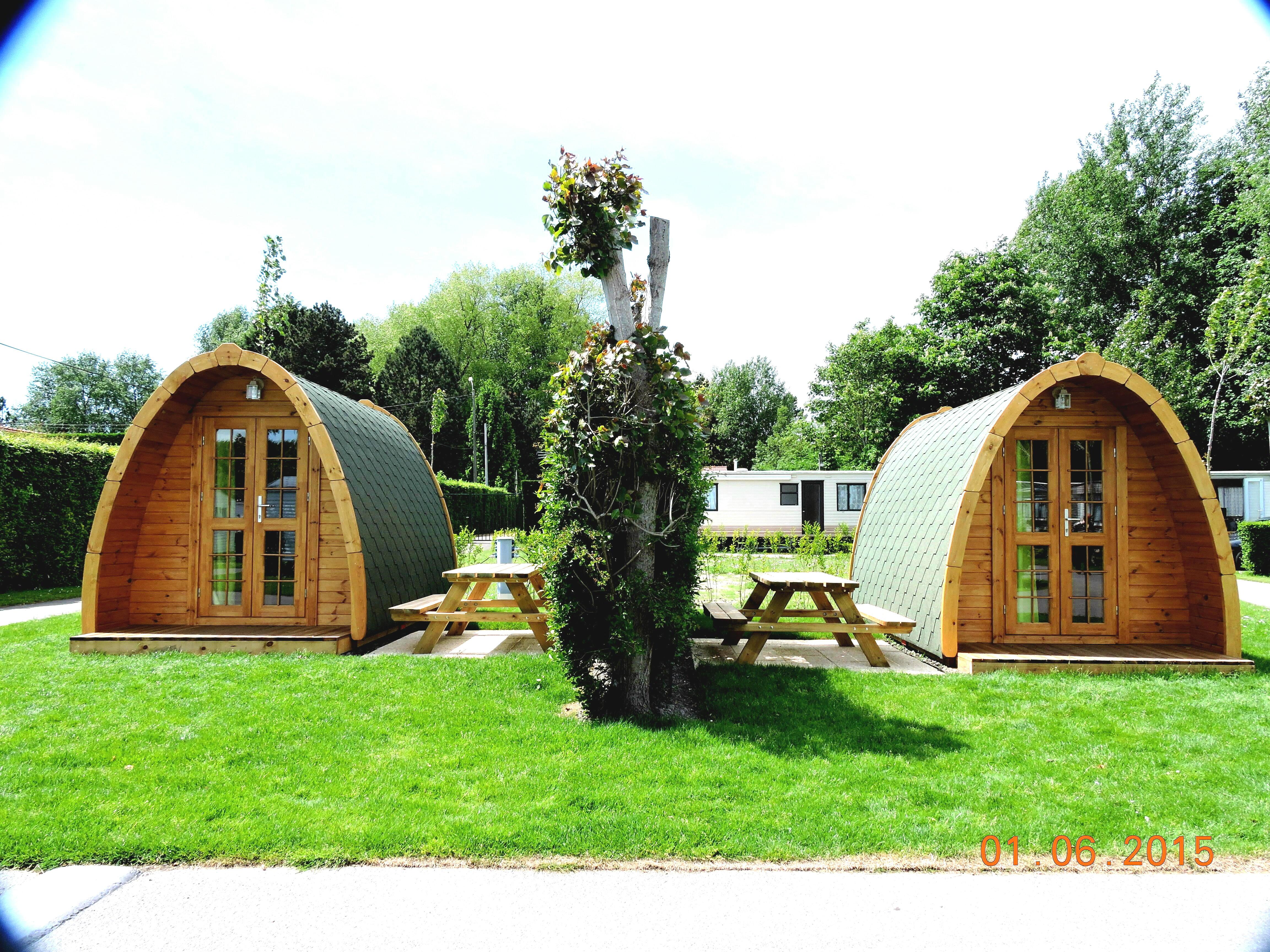 Location Mobil Home Nord Pas De Calais Camping De L Epy Merlimont